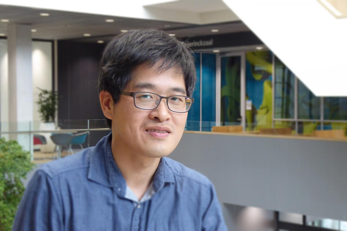 Dr. Chirlmin Joo, the Kavli Institute's new director