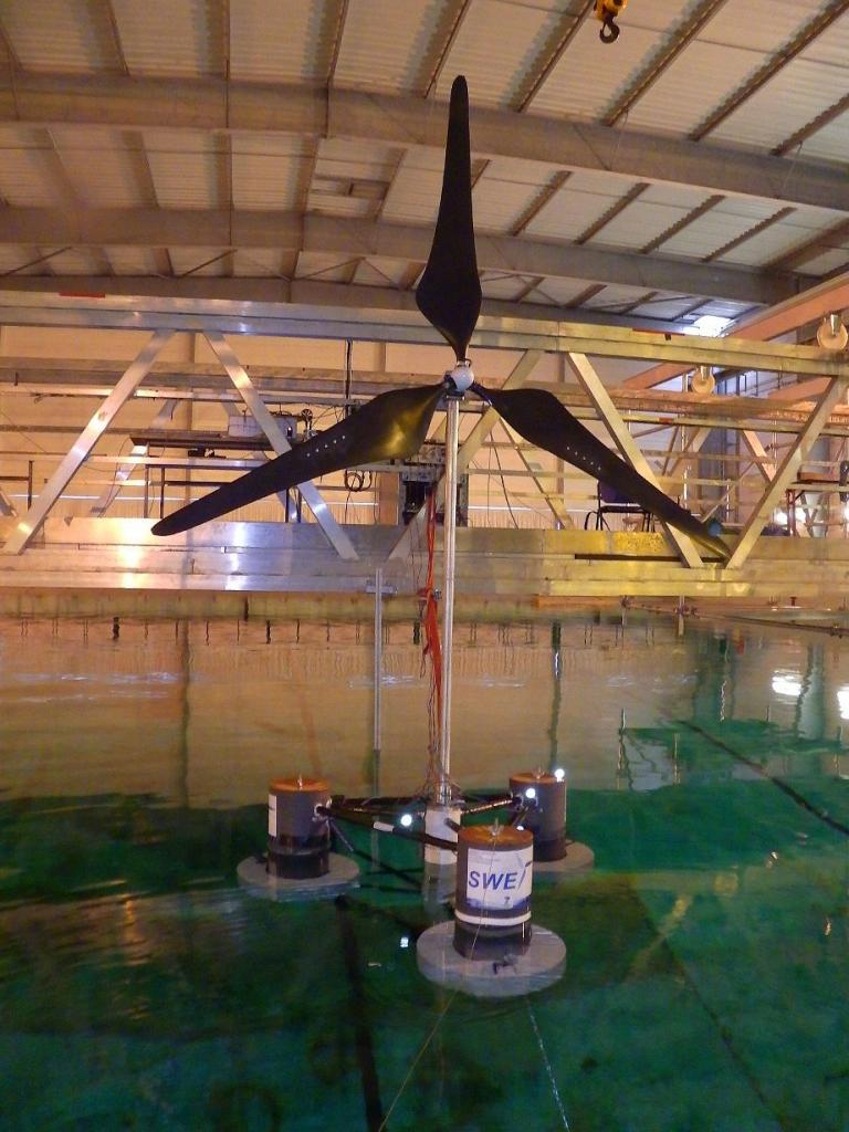 Modelling challenges of floating offshore wind turbines