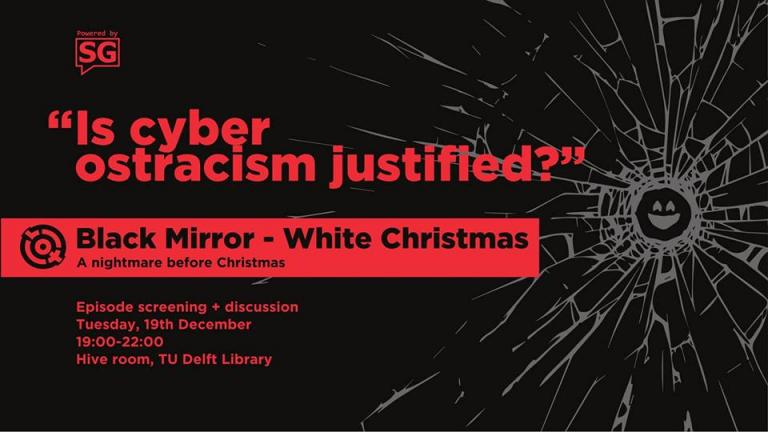 White Christmas Black Mirror Poster.Vox Questions Human Interaction Via Black Mirror Episode
