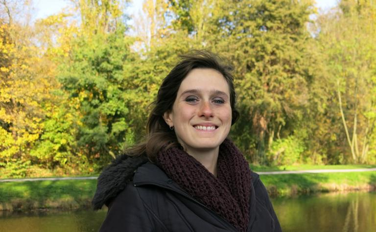 Humans of TU Delft: Megan Atkins