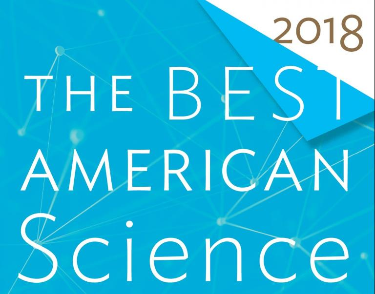Best American Science & Nature Writing 2018