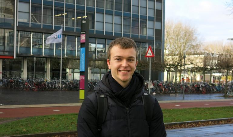 Humans of TU Delft: Frank Broy