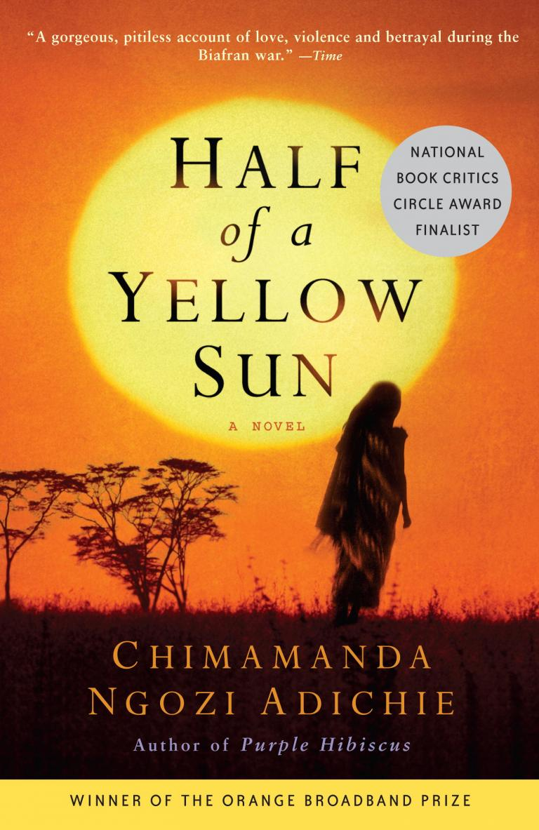 Pooja Ramakrishnan reviews the book Half of a Yellow Sun by Chimamanda Ngozi Adichie.