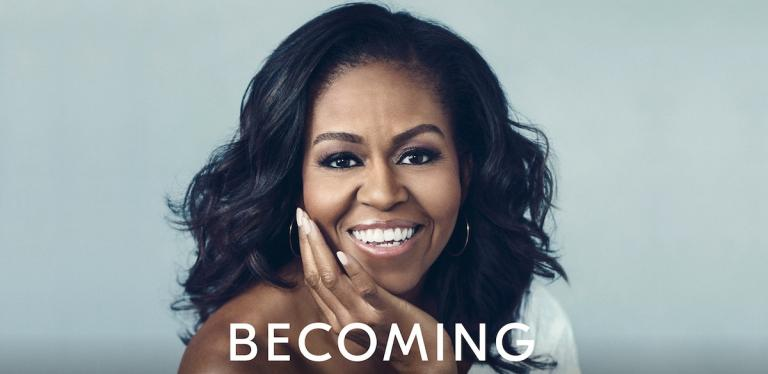 "Becoming, Michelle Obama's memoir is a ""stirring and candid read"""