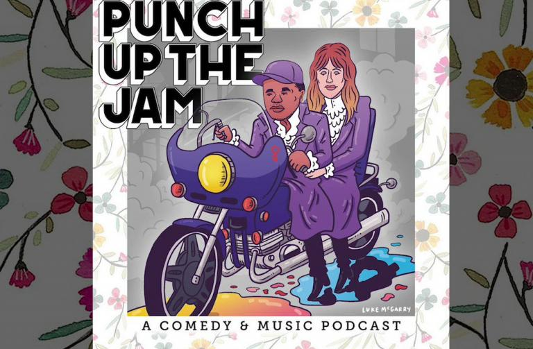 Podcast Punch up the Jam