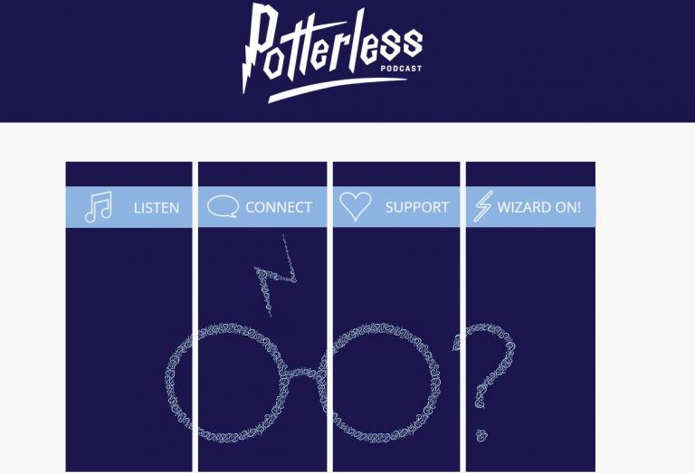 tu delft delta podcast potterless