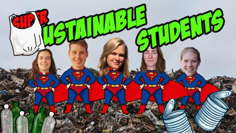 Every week our Super Sustainable Students dive into another sustainability theme and try to live accordingly as best they can. Part 4: a packaging free life!