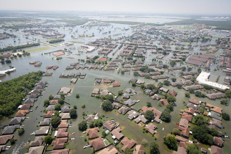 Climate change partly to blame for Hurricane Harvey rainfall delta tu delft