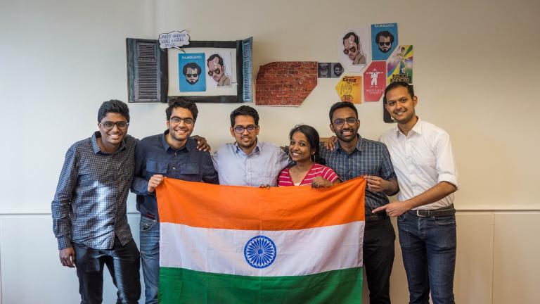 Indian meet