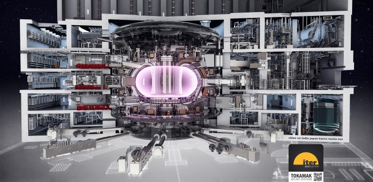 Experimental fusion reactor ITER may one day revolutionise energy supply. Delta visited this ambitious project in France and found that Delft researchers play their part.