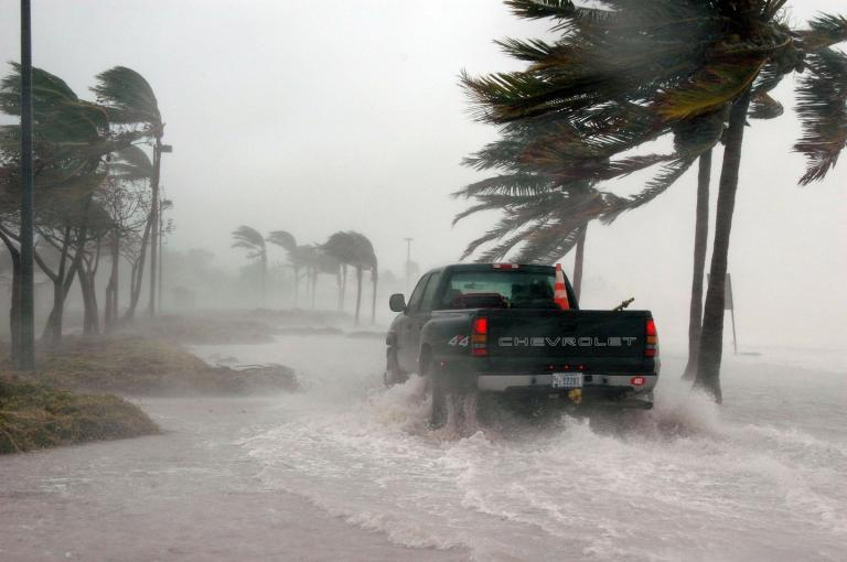 Mean sea level, tides and storms contribute to high water situations. (Photo: Pixabay)