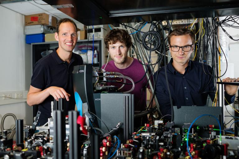 The first version of a quantum internet in the making delta tu delft