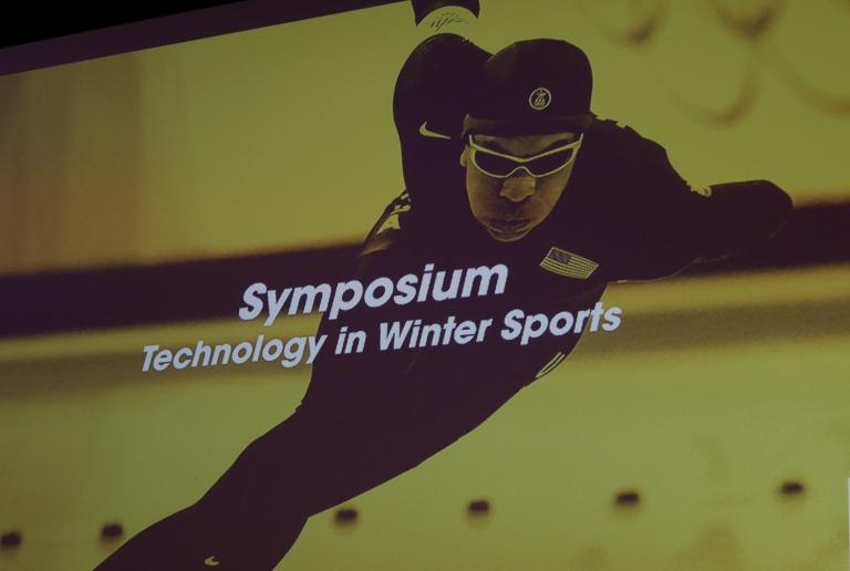 Symposium Technology in Winter Sports