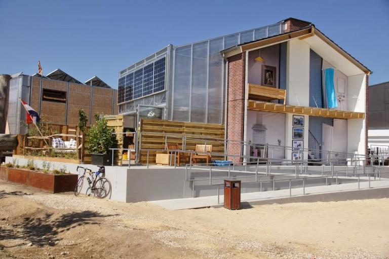 TU Delft team wins top honours at the Solar Decathlon 2014